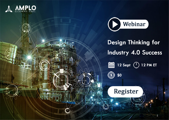 Webinar - Design Thinking for Industry 4.0